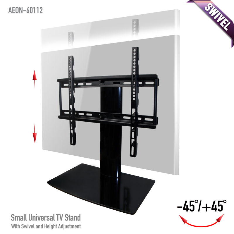 AEON Universal TV Stand W Swivel And For 23 32 42 46 Inch LED LCD